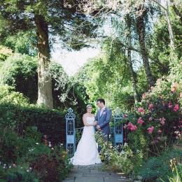 Burrow Farm Gardens Unique Wedding Venue Marquee Receptions (4)