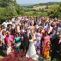 Burrow Farm Gardens Unique Wedding Venue Marquee Receptions (8)